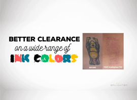 Clearance on wide range of ink colors
